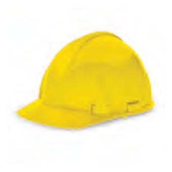 <p> MSA Topgard® Protective Caps - Yellow</p>